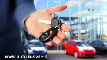 Automobilių nuomos paslaugos Vilniuje - www.auto.rusvile.lt